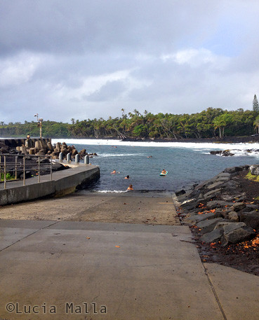 Isaac Hale Boat Ramp