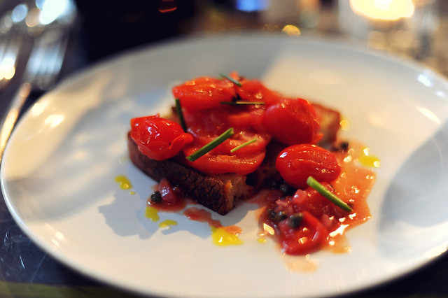 Tomatoes on Toast' | Flickr - Photo Sharing!