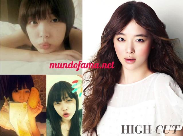 coreanas sin maquillaje