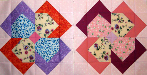 Flower Patch Blocks
