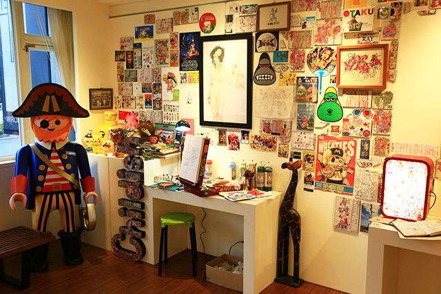 奶油隊長玩具事務所【孩在 kidult】2014 創作個展 11 月 15 日 至 12 月 3 日 童心來襲!!
