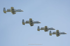 A-10's at Leeming