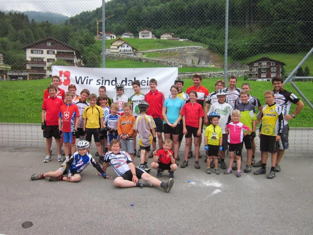 Jugendsport Bike-Tag Brunnen 2012