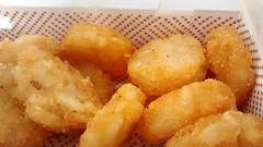 Hash Brown Potato Rounds.