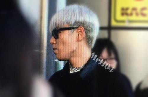 Big Bang - Gimpo Airport - 15jan2015 - TOP - Mr_t_1104 - 01