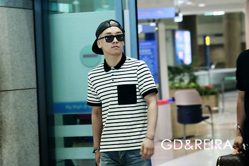 Big Bang - Incheon Airport - 01jun2015 - GDREIRA - 21