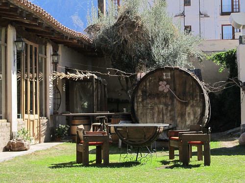 Cafayate: visite de la cave à vins Nanni