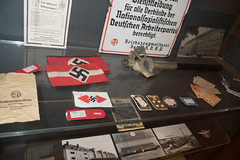 Nazi armbands and paraphernalia