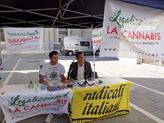 Sergio Keller e Riccardo Magi