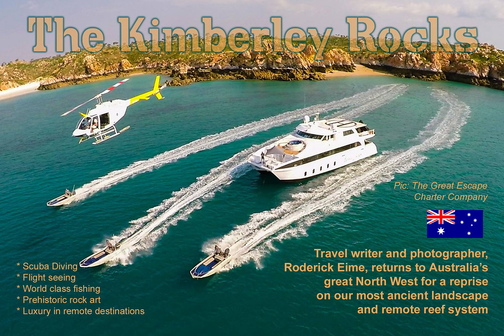 The Kimberley Rocks