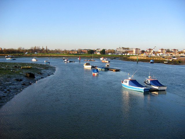 Haslar Lake