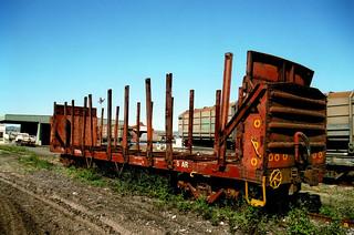 Transnet STJ-2 wood