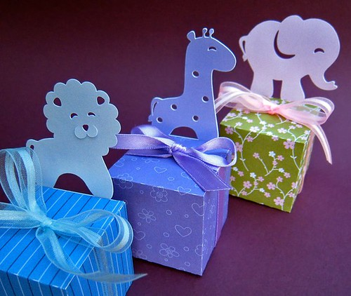 Baby Animal Party Boxes