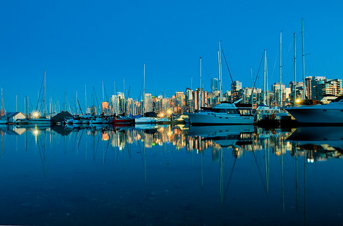 Coal Harbour by petetaylor