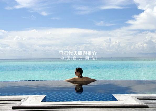 笛古岛安纳塔拉酒店[Anantara Dhigu Resort]客房私人泳池