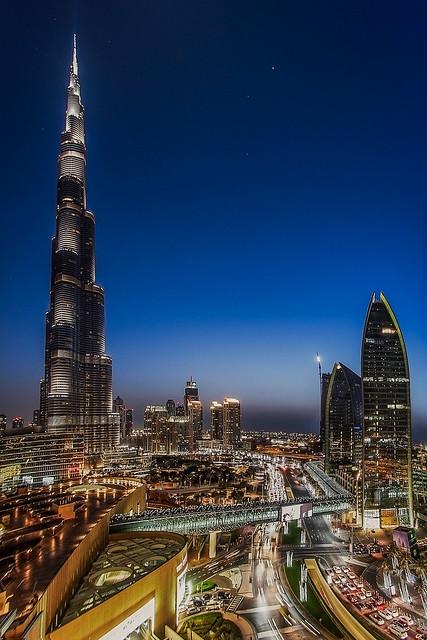 burj khalifa amazing day in dubai last week as the weather flickr photo sharing. Black Bedroom Furniture Sets. Home Design Ideas