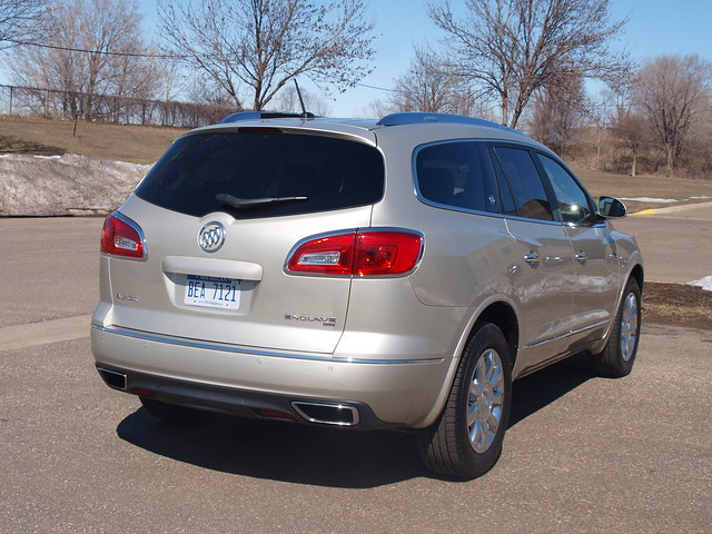 2013 Buick Enclave 6