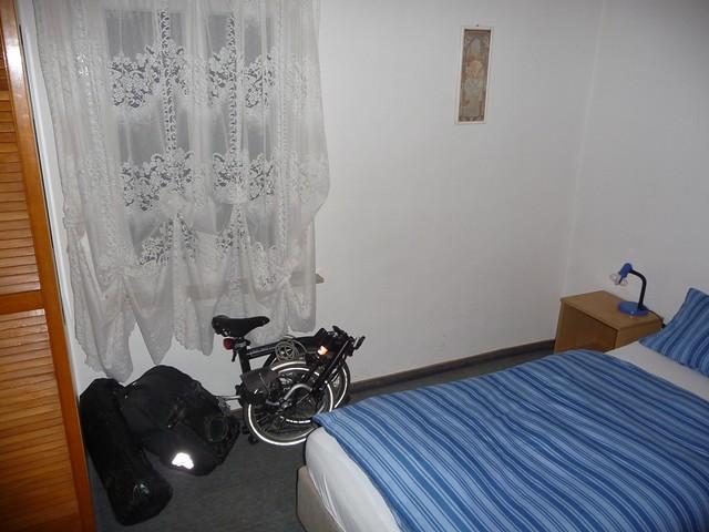 Brompton in hotel room