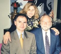 Dejan Stojanovic, Olga Stojanovic and Sava Rakocevic