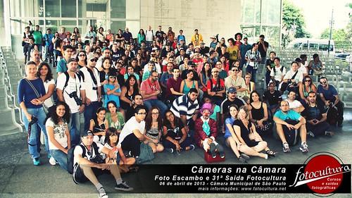 Foto Oficial 01 – Saída Câmeras na Câmara - 31ª Saída Fotocultura