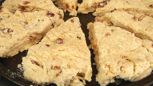 Bacon Cayenne Scones 11