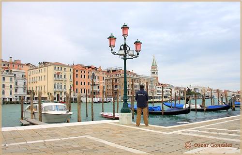 Flickeros por Venecia.