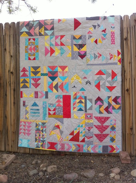 Empower's do Good Quilt is DONE!!