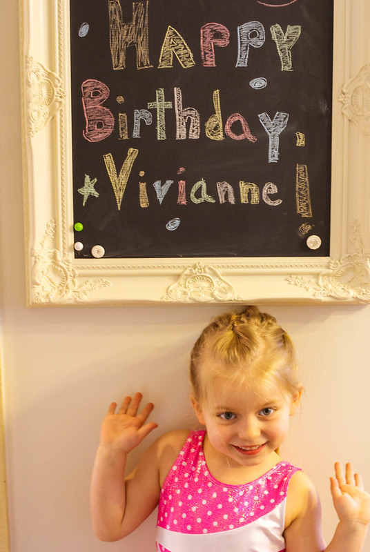 Happy Birthday, Vivianne