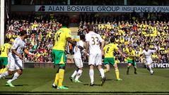 Swansea vs Norwich City - 06.04.2013