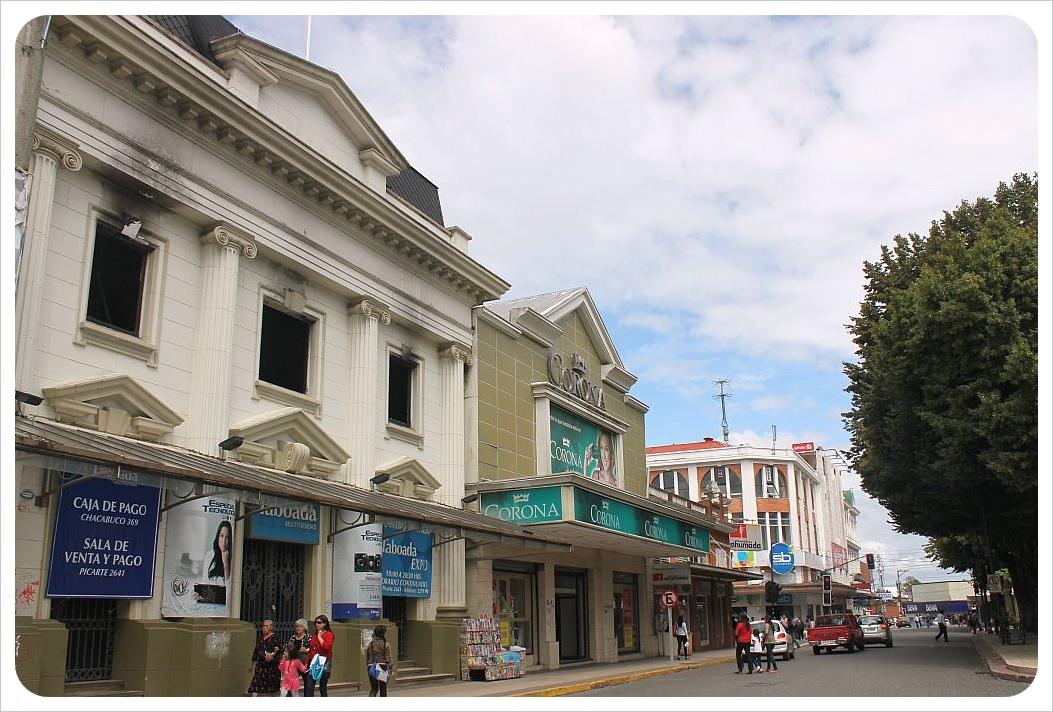 valdivia street