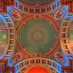 Kupola a Katedrális