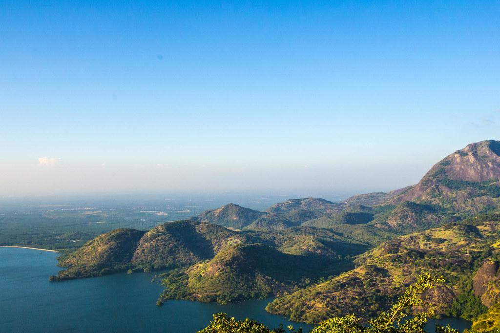 Aliyar reservoir(ஆழியாறு azhiyar)