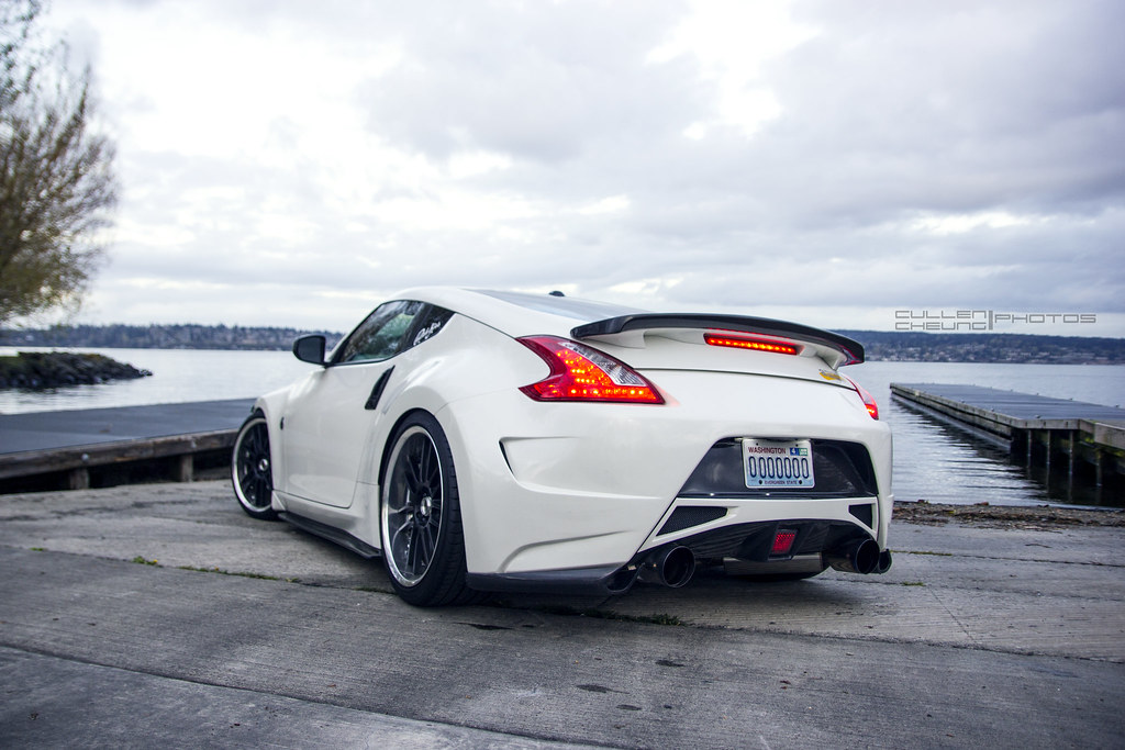 Official Pearl White 370z Thread Page 123 Nissan 370z