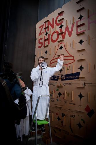 Viernes 12 de abril de 2013 - ZINC SHOWER - Fuente: David Maroto en el Flickr de Zinc Shower con todos los derechos reservados