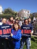 Delivering For America Rally in San Francisco