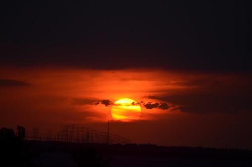 Sol y torres by FotoTanke