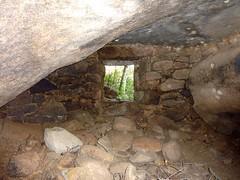 Chaos de Valle di Scopa : vue intérieure de l'oriu n°2