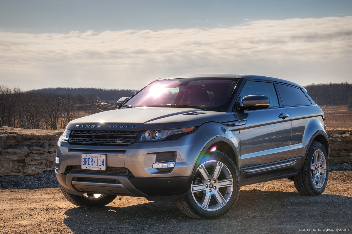 forum comparison test range rover evoque coupe. Black Bedroom Furniture Sets. Home Design Ideas