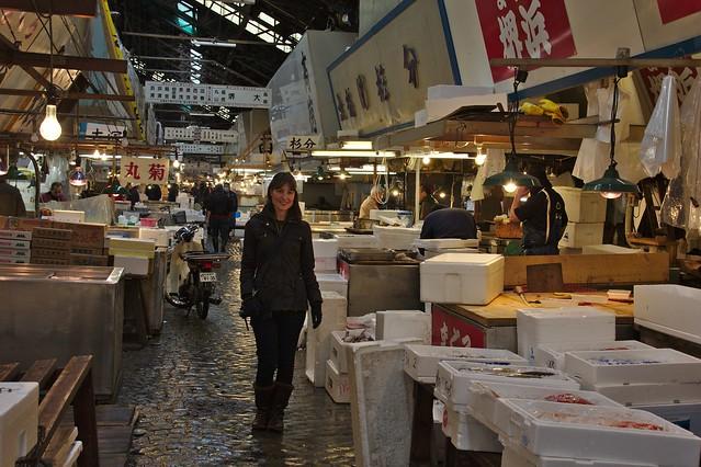 0239 - Tsukiji el Mercado de Pescado