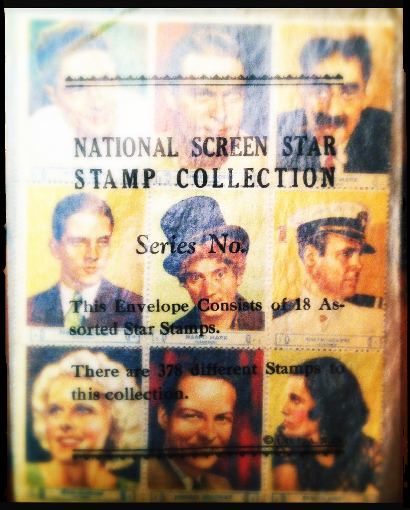 screen star stamps