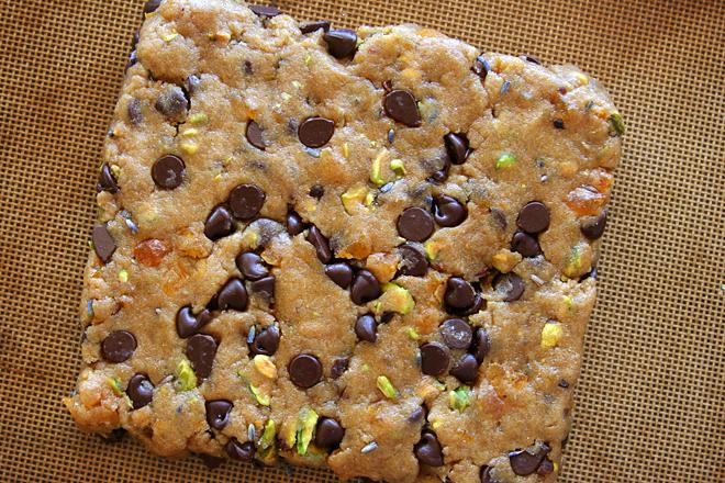 pistachio apricot biscotti 5