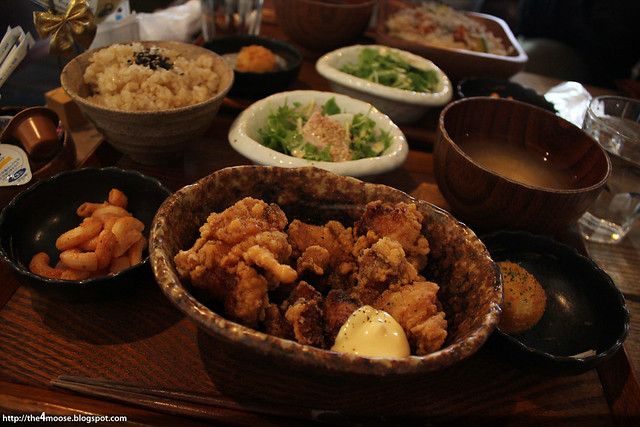 Public Kitchen - Chicken Karaage
