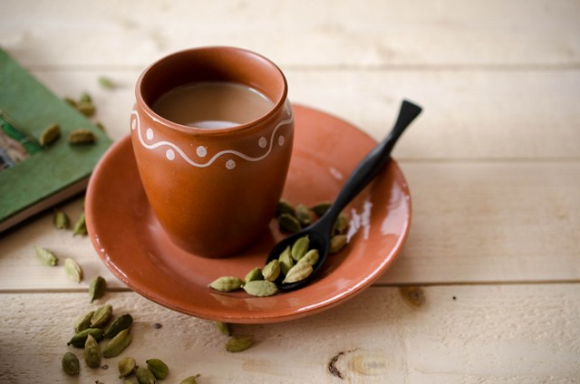 Authentic Indian Masala Chai