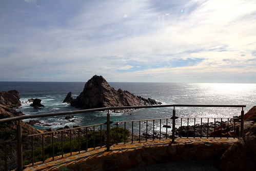 Sugar Loaf Rock from Observation Area
