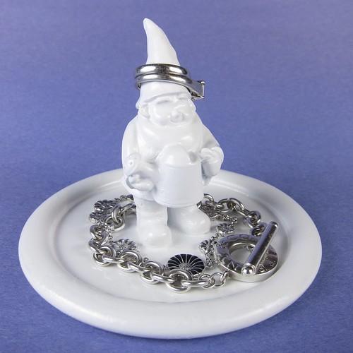 Gnome Jewelery Stand