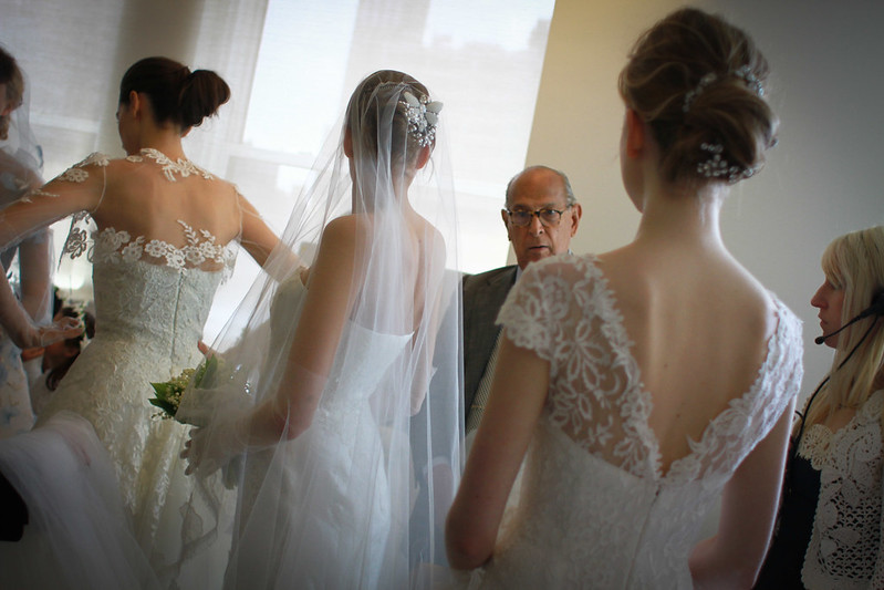 Oscar de la Renta Bridal 2014 - 82