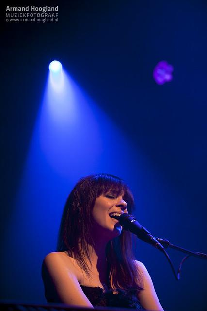 Laura Jansen @ Paradiso