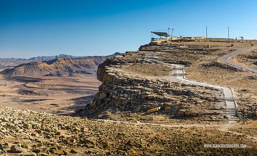 Israel - Negev Desert - Makhtesh Ramon 04