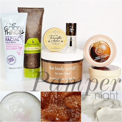 Pampering_products