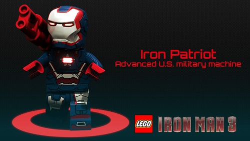 Iron Men: Iron Patriot